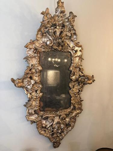 Beautifull Mirror 18th c