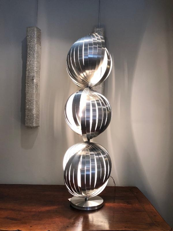 Big Henri Mathieu table lamp circa 1970